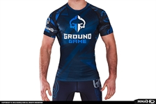 Today on MMAHQ Ground Game VIKING Rashguard - $32